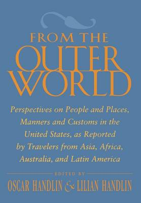 From the Outer World (Paperback)