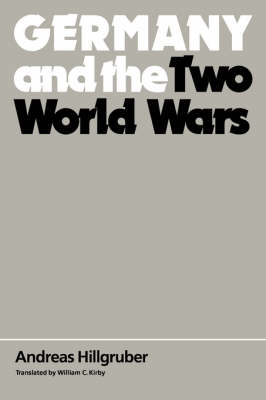 Germany and the Two World Wars (Paperback)