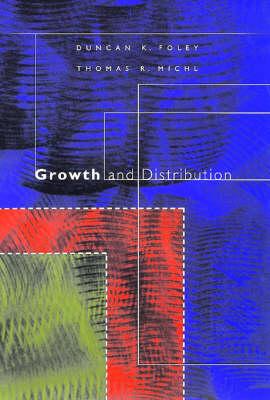 Growth and Distribution (Hardback)