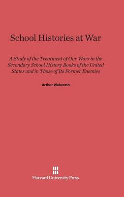 School Histories at War (Hardback)