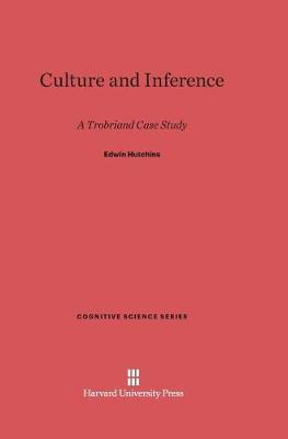 Culture and Inference (Hardback)