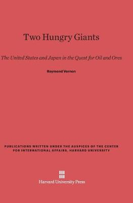 Two Hungry Giants (Hardback)