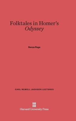 Folktales in Homer's Odyssey (Hardback)
