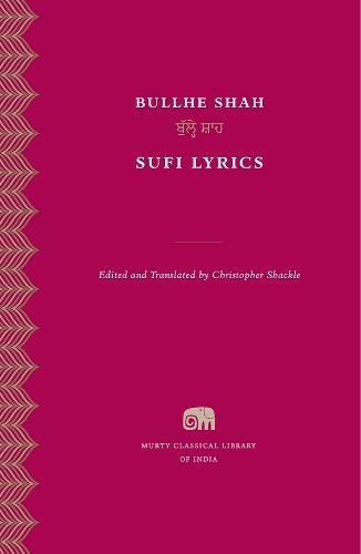 Sufi Lyrics - Murty Classical Library of India (Hardback)