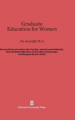 Graduate Education for Women (Hardback)