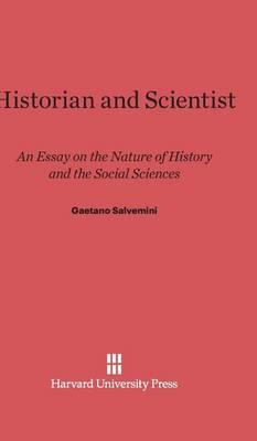 Historian and Scientist (Hardback)