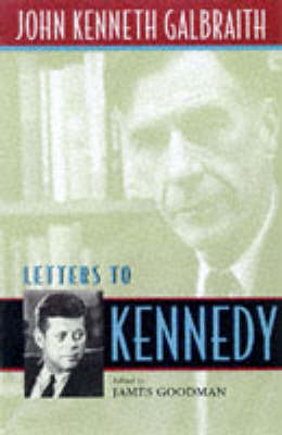 Letters to Kennedy (Hardback)