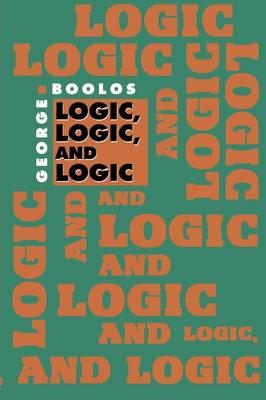 Logic, Logic, and Logic (Paperback)