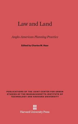 Law and Land (Hardback)