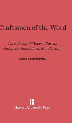 Craftsmen of the Word (Hardback)