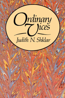 Ordinary Vices (Paperback)