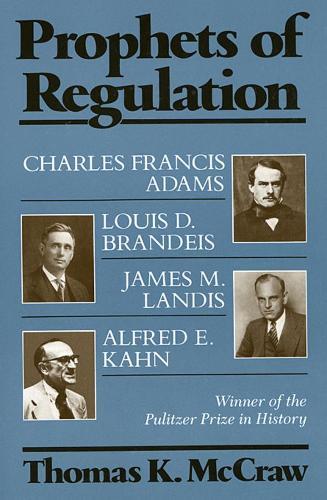 Prophets of Regulation (Paperback)