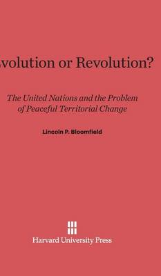 Evolution or Revolution? (Hardback)