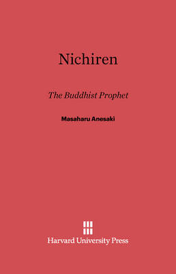 Nichiren (Hardback)