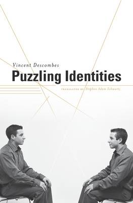 Puzzling Identities - Institute for Human Sciences Vienna Lecture Series (Hardback)