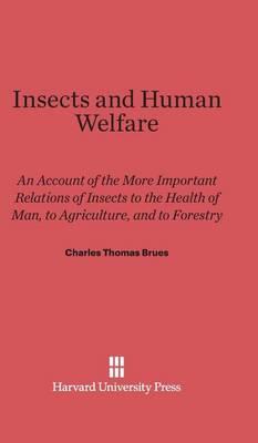Insects and Human Welfare (Hardback)