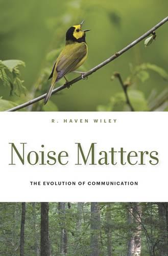 Noise Matters: The Evolution of Communication (Hardback)