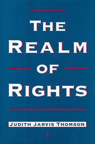 The Realm of Rights (Paperback)