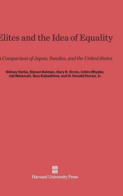 Elites and the Idea of Equality (Hardback)
