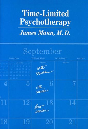 Time-Limited Psychotherapy - Commonwealth Fund Publications (Paperback)