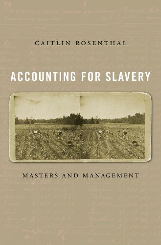 Accounting for Slavery: Masters and Management (Hardback)