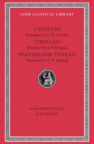 Works: WITH Works AND Pervigilium Veneris - Loeb Classical Library (Hardback)
