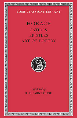 Satires - Loeb Classical Library (Hardback)