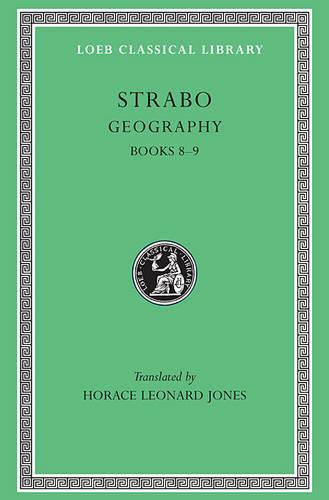 Geography: v. 4 - Loeb Classical Library No 194 (Hardback)