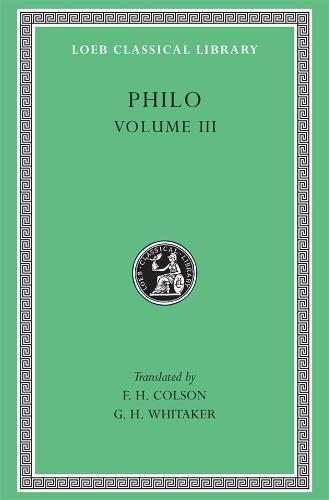 Works: v. 3 - Loeb Classical Library (Hardback)