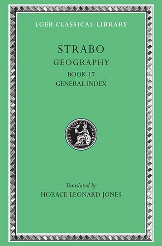 Geography: v. 8 - Loeb Classical Library No 267 (Hardback)