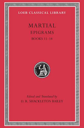 Epigrams: v.3 - Loeb Classical Library No.480 (Hardback)