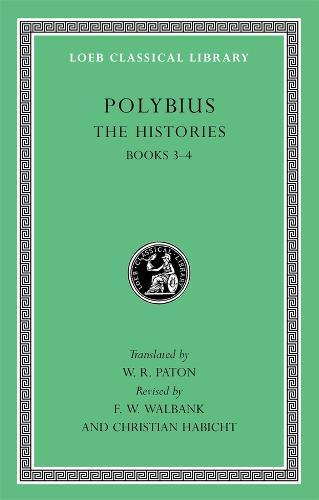The Histories: No. 2 - Loeb Classical Library No. 137 (Hardback)
