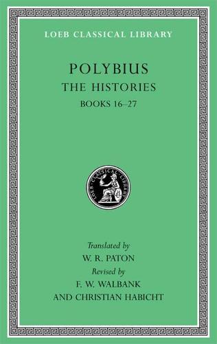 The Histories: v. V - Loeb Classical Library 160 (Hardback)