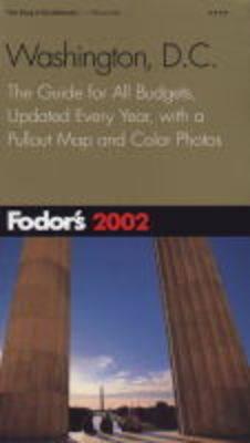 Washington DC 2002 - Gold Guides (Paperback)