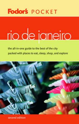 Pocket Rio De Janerio - Fodor's Pocket Guides (Paperback)