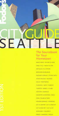 Seattle - City Guide (Paperback)