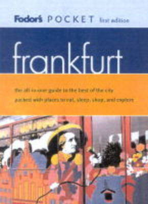 Pocket Frankfurt - Pocket Guides (Paperback)