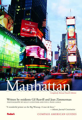 Compass Guide to Manhattan - Compass American Guides (Paperback)