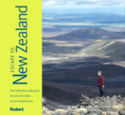 Escape to New Zealand - Fodor's (Paperback)