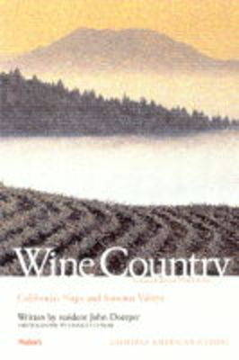 Compass Wine Country - Compass American Guides (Paperback)