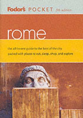Pocket Rome 2002 (Paperback)