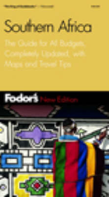 Southern Africa - Gold Guides (Paperback)