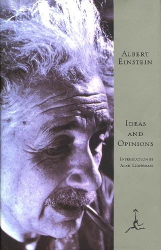 Ideas and Opinions - Modern Library (Hardback)
