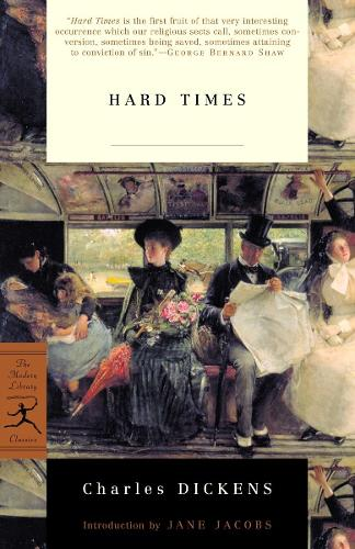Hard Times - Modern Library Classics (Paperback)