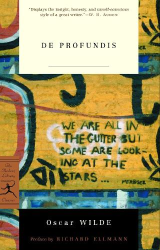 Mod Lib De Profundis (Paperback)