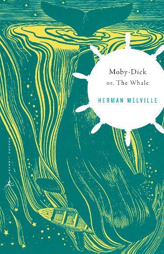 Mod Lib Moby Dick (Paperback)