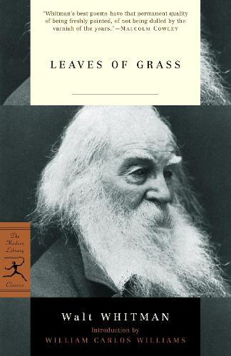 Mod Lib Leaves Of Grass (Paperback)