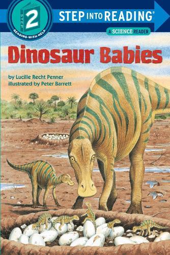 Dinosaur Babies Step Into Reading Lvl 2 (Paperback)