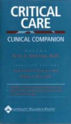 Critical Care Clinical Companion - Clinical Companion Series (Paperback)