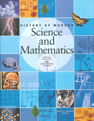 History of Modern Science and Mathematics (Hardback)